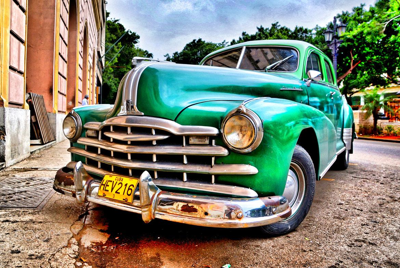 Photograph Cuba Cars by Christopher Neumann on 500px