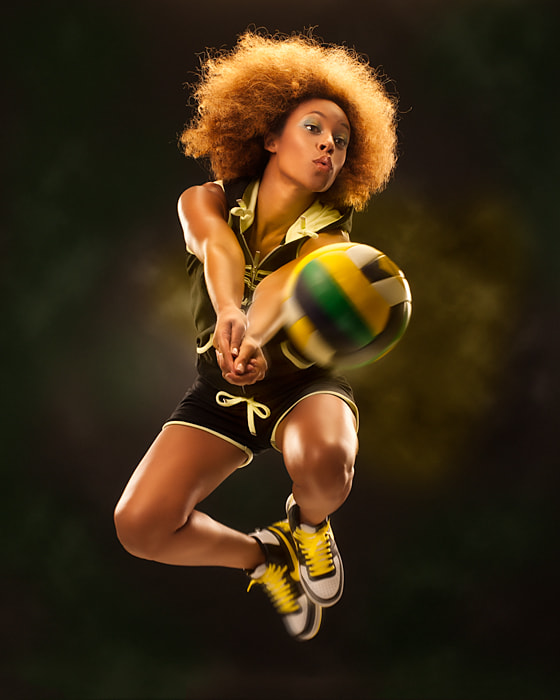 Photograph Volley by Mary Ruiz on 500px
