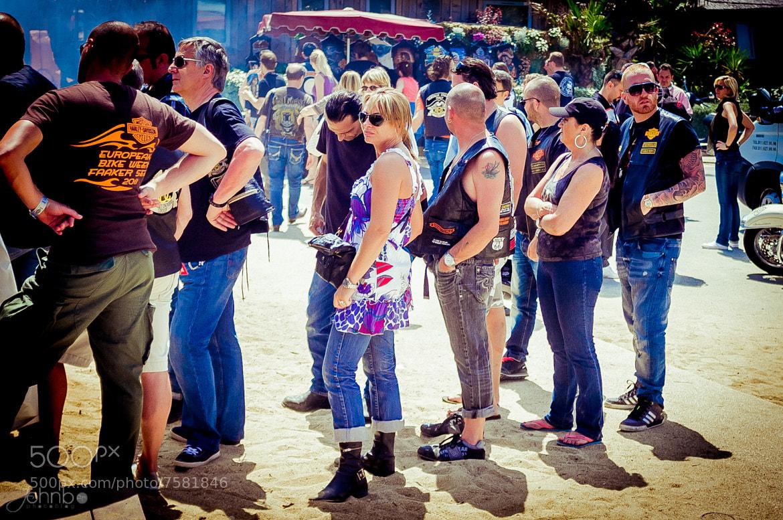 Photograph Euro festival 2012 Harley Davidson 6 by John Bouchet on 500px