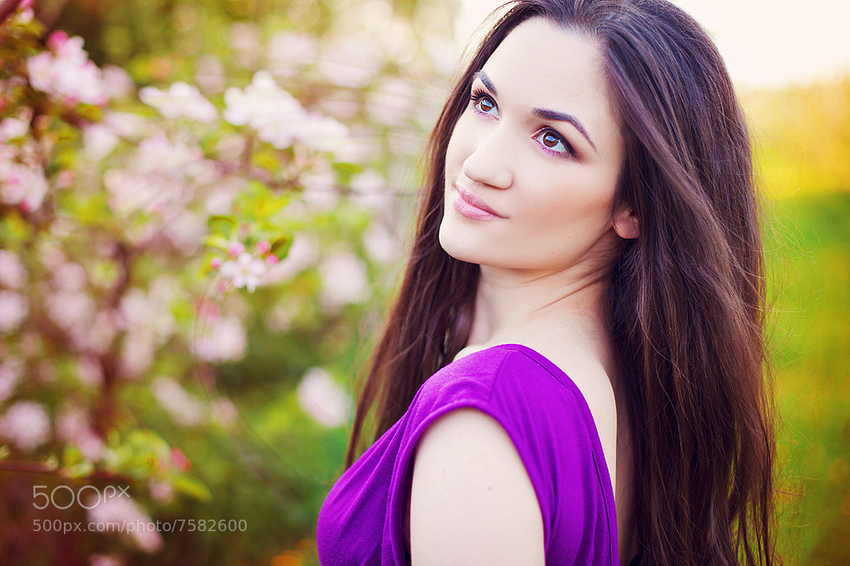 Photograph Екатерина) by Daria Zhuravel` on 500px