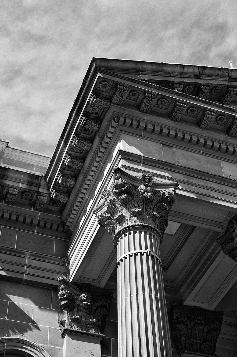 Photograph State Library in Melbourne by Mark  on 500px