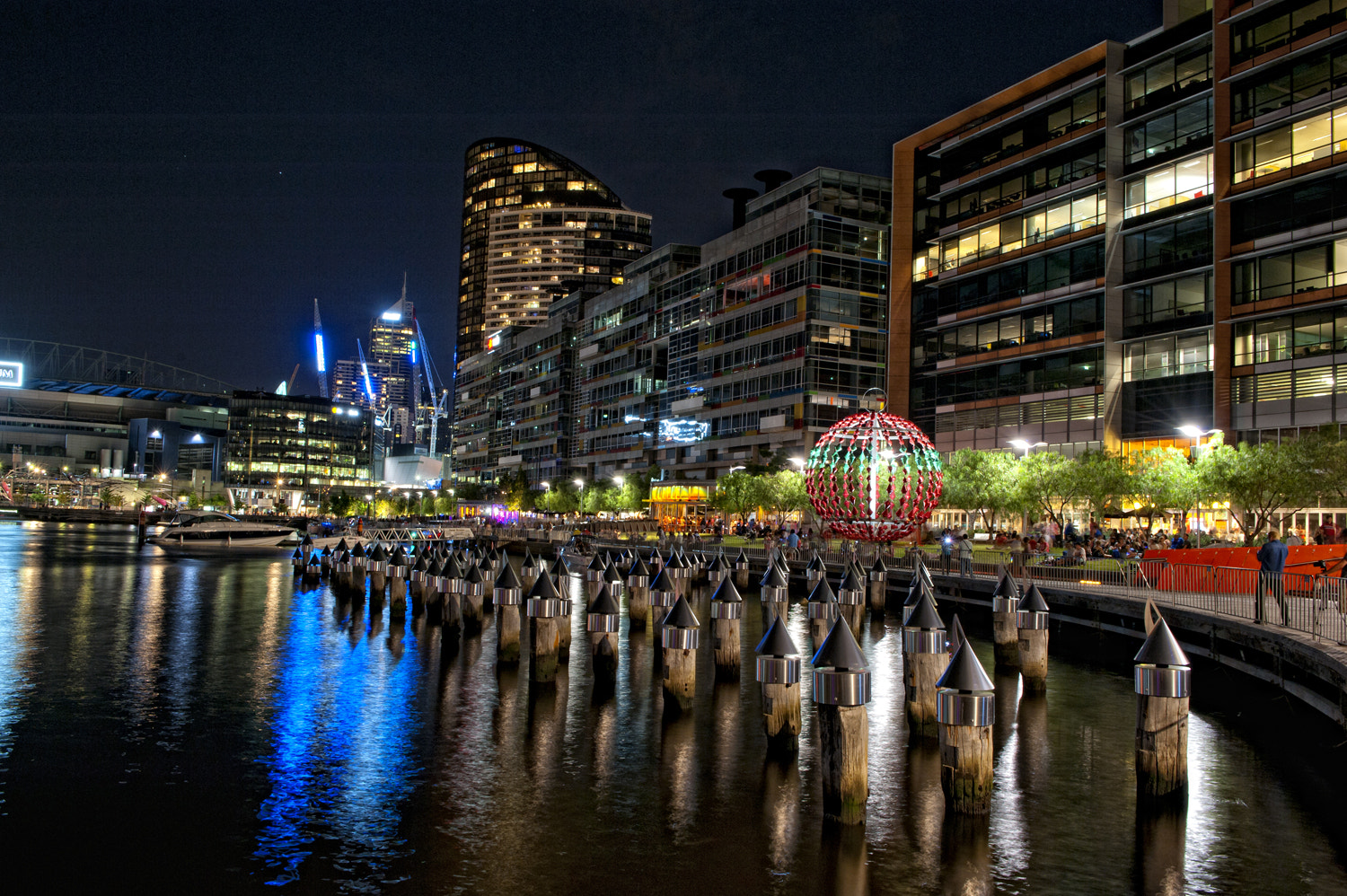 Photograph Docklands in Melbourne by Mark  on 500px