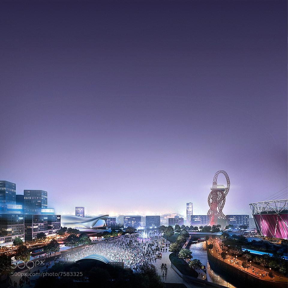 Photograph London 2012 by Hayes  Davidson on 500px