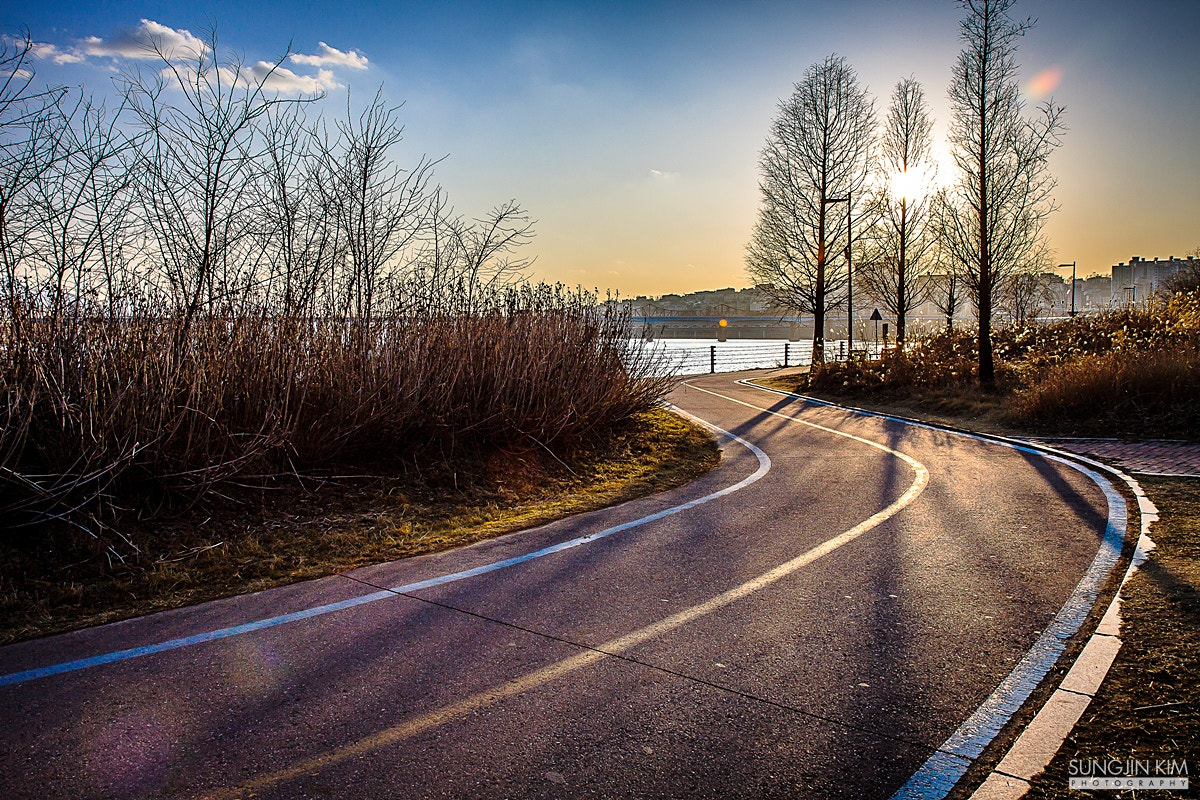 Photograph End of road by Sungjin Kim on 500px