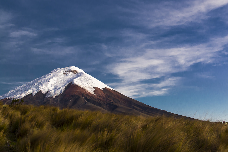 Cotopaxi by Daniel  Mendoza on 500px.com