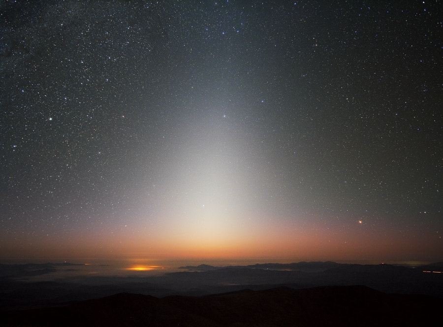 Photograph Zodiacal light by Yuri Beletsky on 500px
