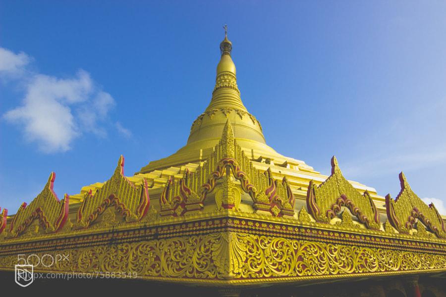 Photograph The Global Vipassana Pagoda by Rahul Dsouza on 500px