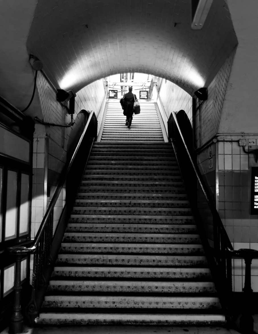 Photograph Vauxhall station in London by John Papoutsis on 500px