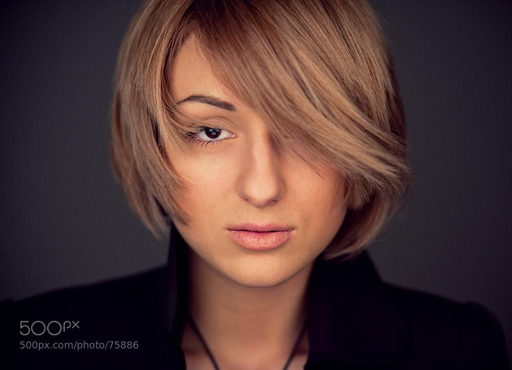 Photograph Marina Karpiy by Игорь Стеценко on 500px