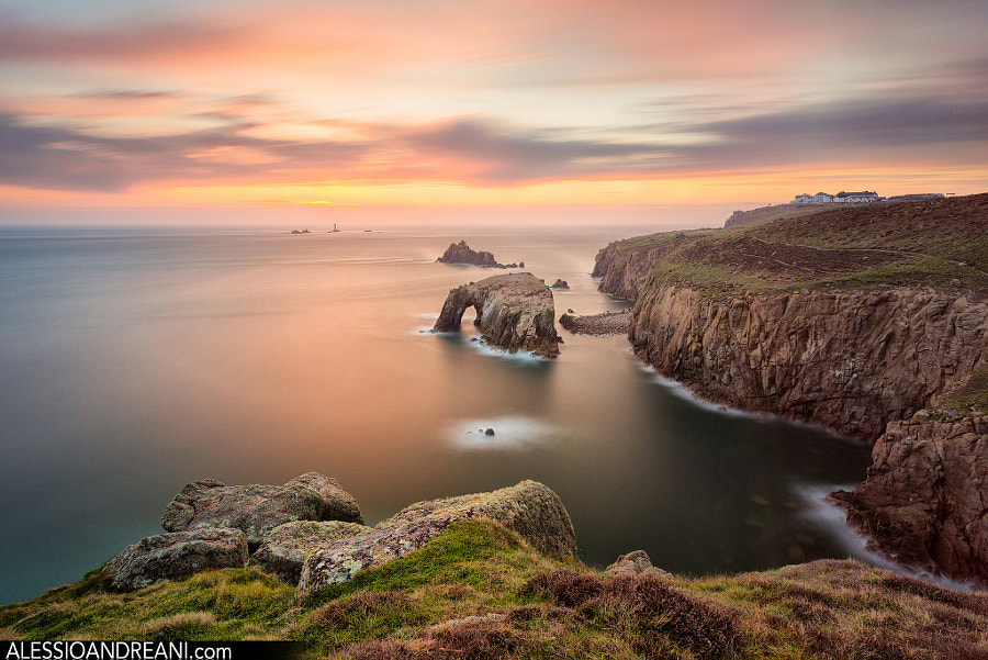 Photograph Land's End, Cornwall by Alessio Andreani on 500px