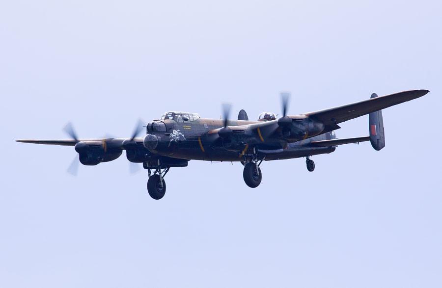 BBMF Lancaster