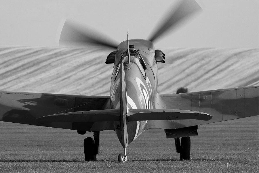 Spitfire Scramble - Mono