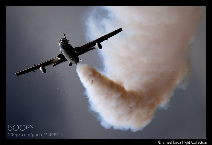 Photograph Frecce Tricolori (2011) by Ismael Jordá on 500px