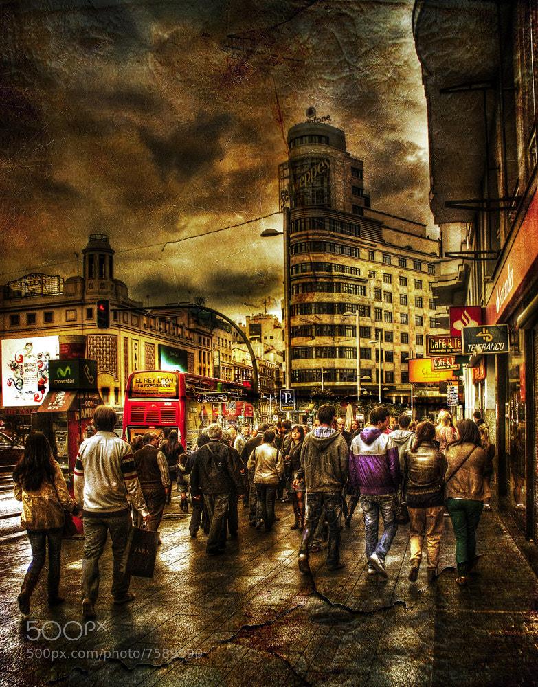 "Photograph 3.""digitalizArtMadrid"" by Por Dani Parra on 500px"