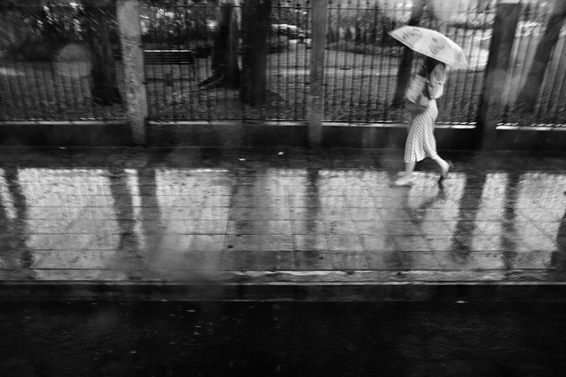 Photograph Surrounded...the rain. by Note Pattarachet on 500px