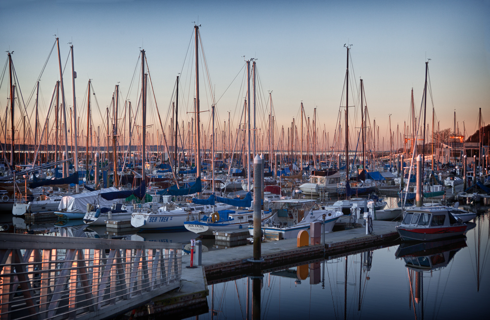 Photograph Shilshole Bay Marina by Jack Markle on 500px