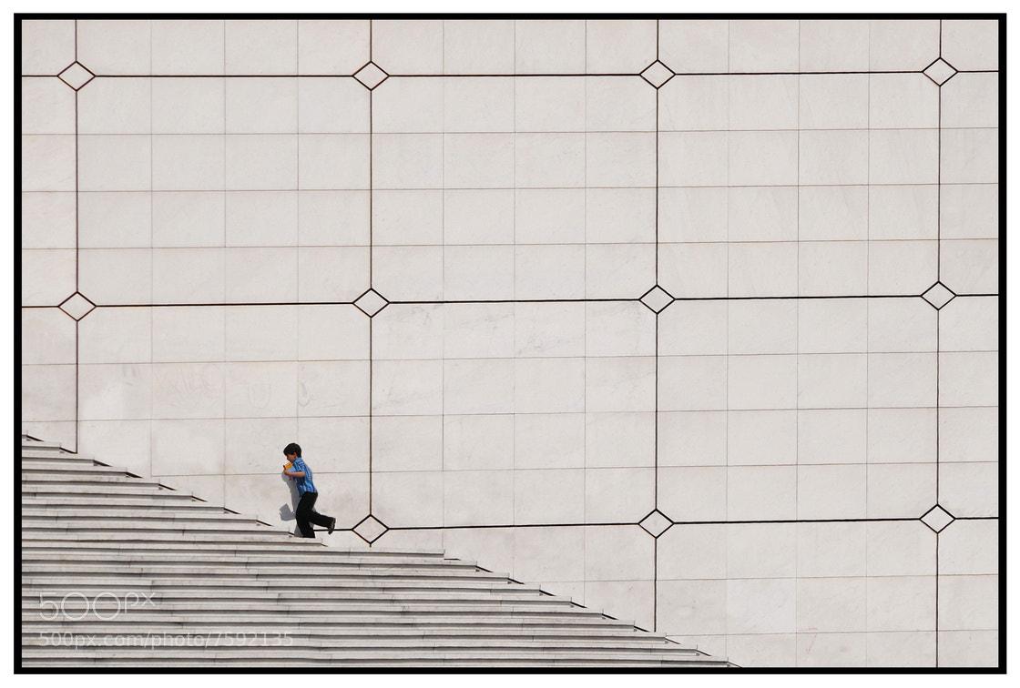 Photograph La Defence Graphics by Samy Apfelmann on 500px