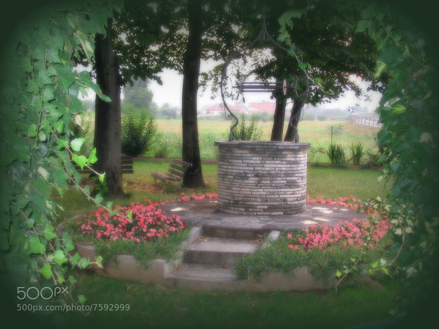 Photograph My wishing well by Alex74 Alex on 500px