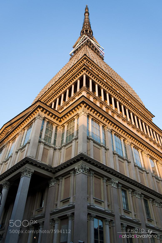 Photograph Mole Antonelliana - Turin (Italy) by Natalia Savastano on 500px