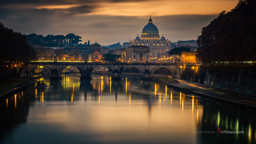 Photograph Rome the Capital by Nunzio Prenna on 500px