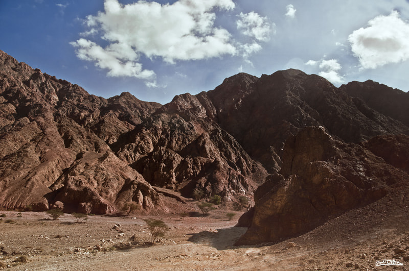 Photograph Eilat  Mountains. by Israel Weiss on 500px