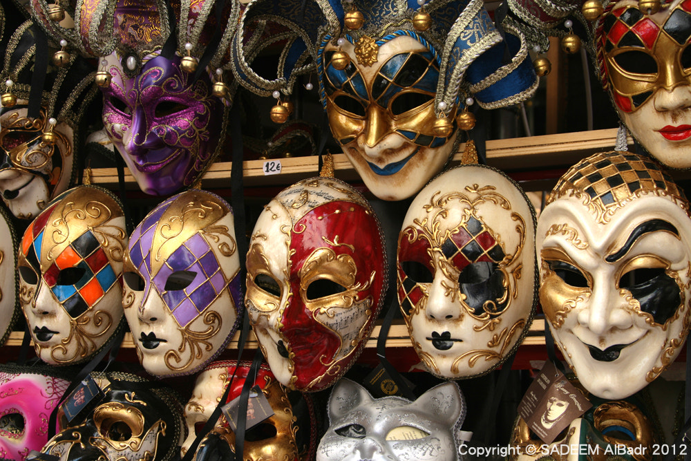 Photograph Chose your mask !! by SADEEM ALBadr on 500px