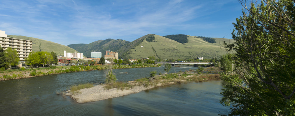 Photograph Missoula in May by Rich Gaskill on 500px