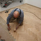 Постер, плакат:  Avery Hardwood Installation |Orange county flooring installation | Flooring installation companies