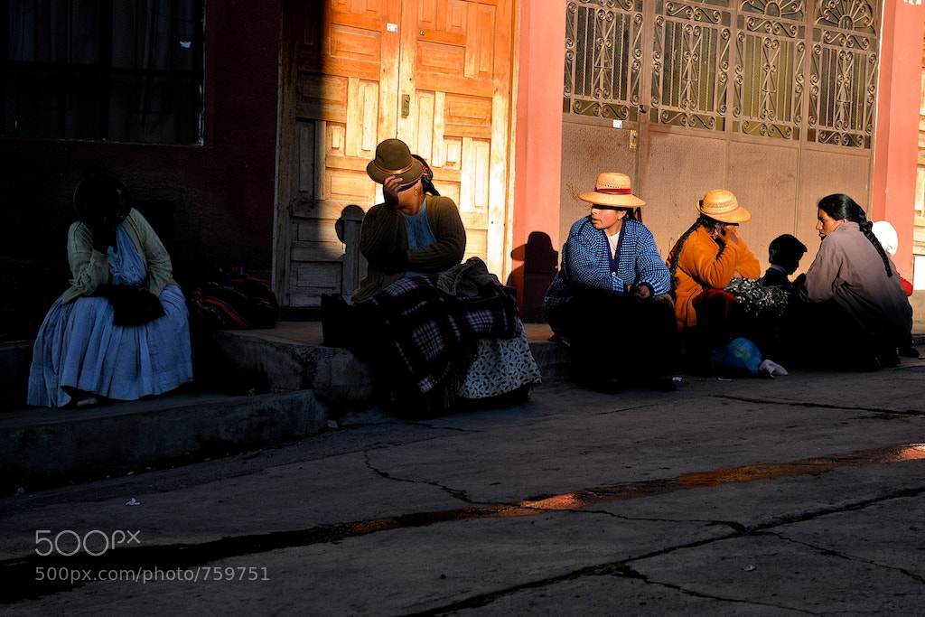 Photograph Puno Women by Mariusz A. on 500px