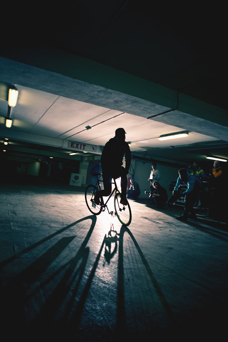 Photograph garage race by Petr Hricko on 500px