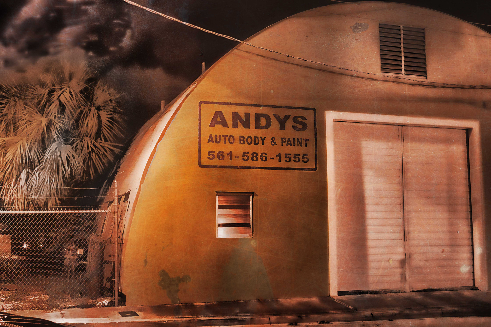 Photograph Andy's Garage by David Mendelow on 500px