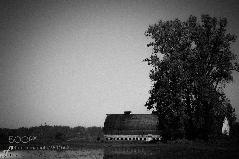 Photograph The Barn by Jason Foy on 500px