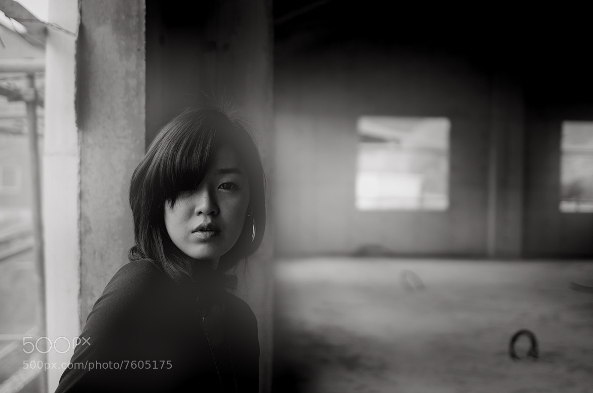 Photograph A Portrait by Sin Dong Kim on 500px