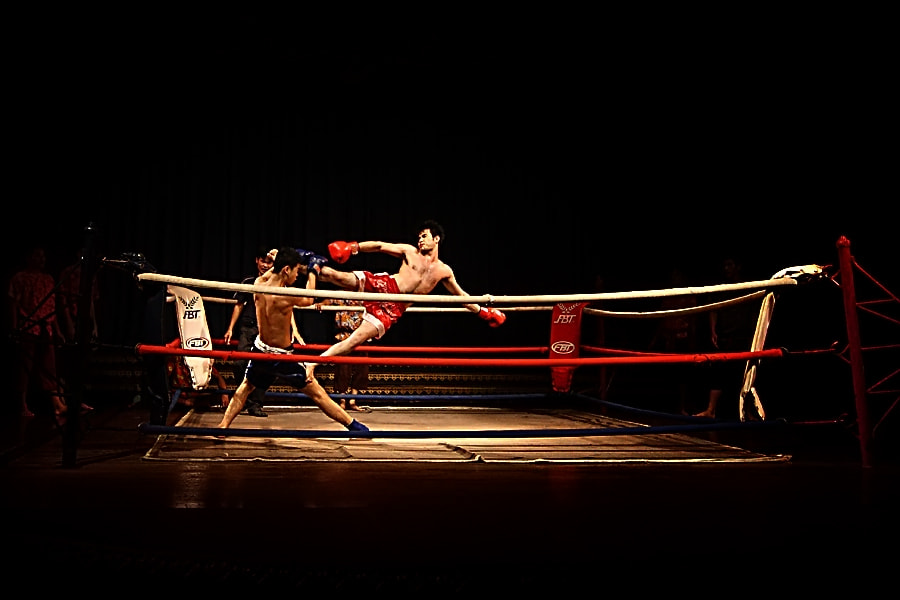 Photograph thai boxing by Eddy Hermansyah on 500px
