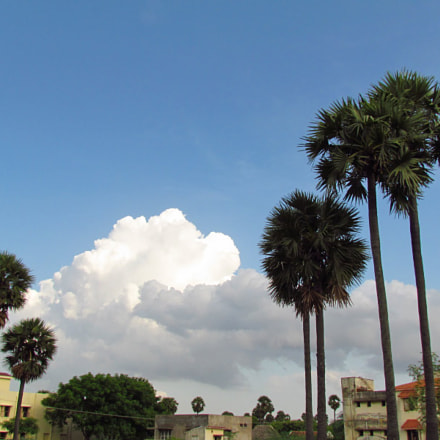 Cloudscape @ Chettinad