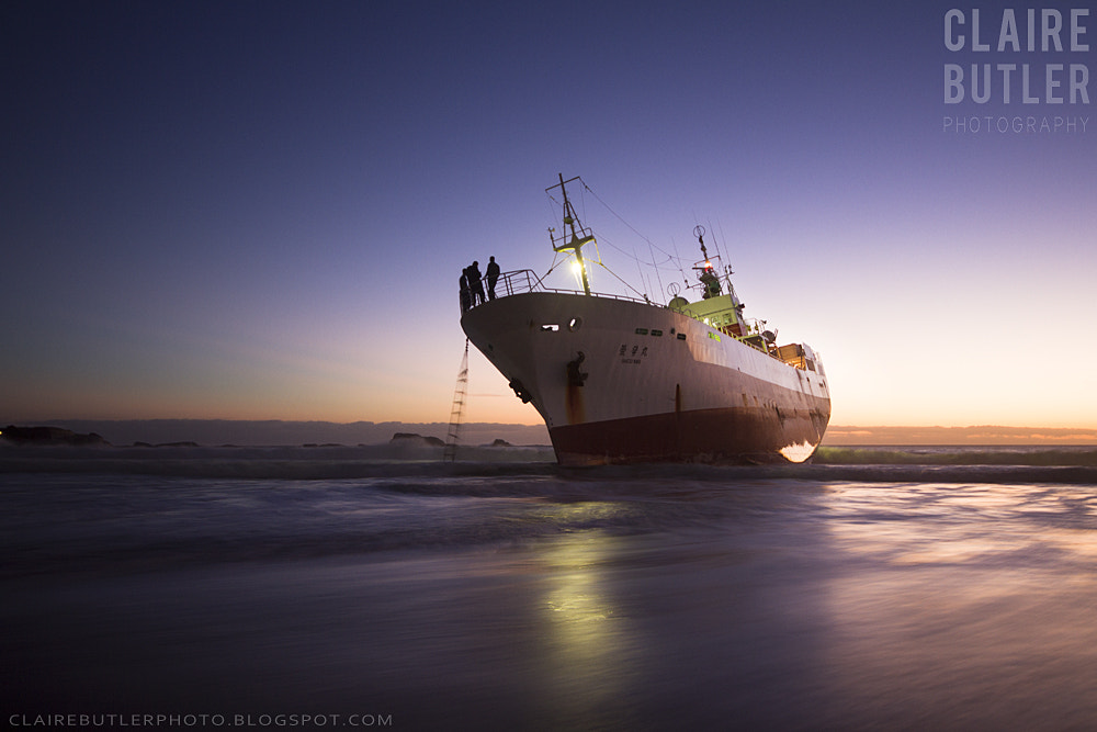 Photograph Shipwreck by Claire Butler on 500px