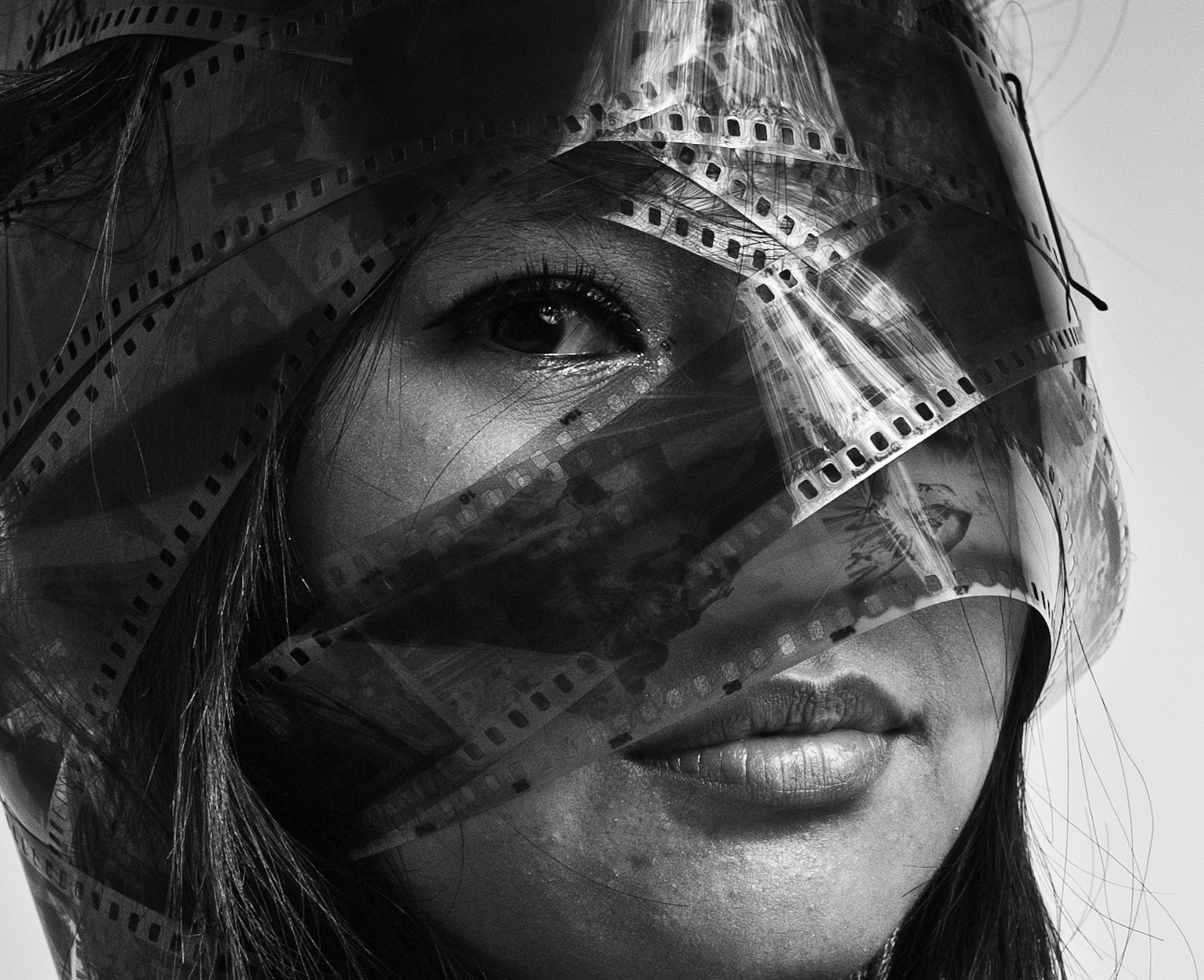 Photograph Celluloid Girl by Agastya Alfath on 500px