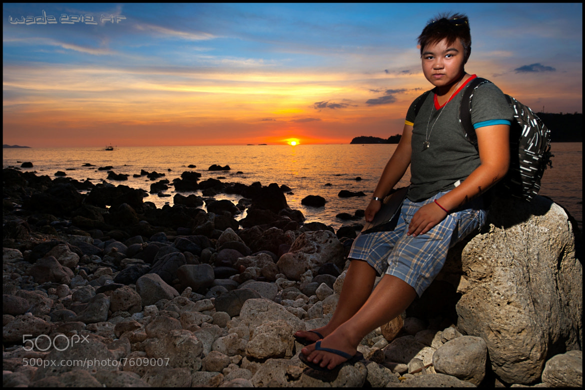 Photograph Backpacker by Wade Cruz on 500px