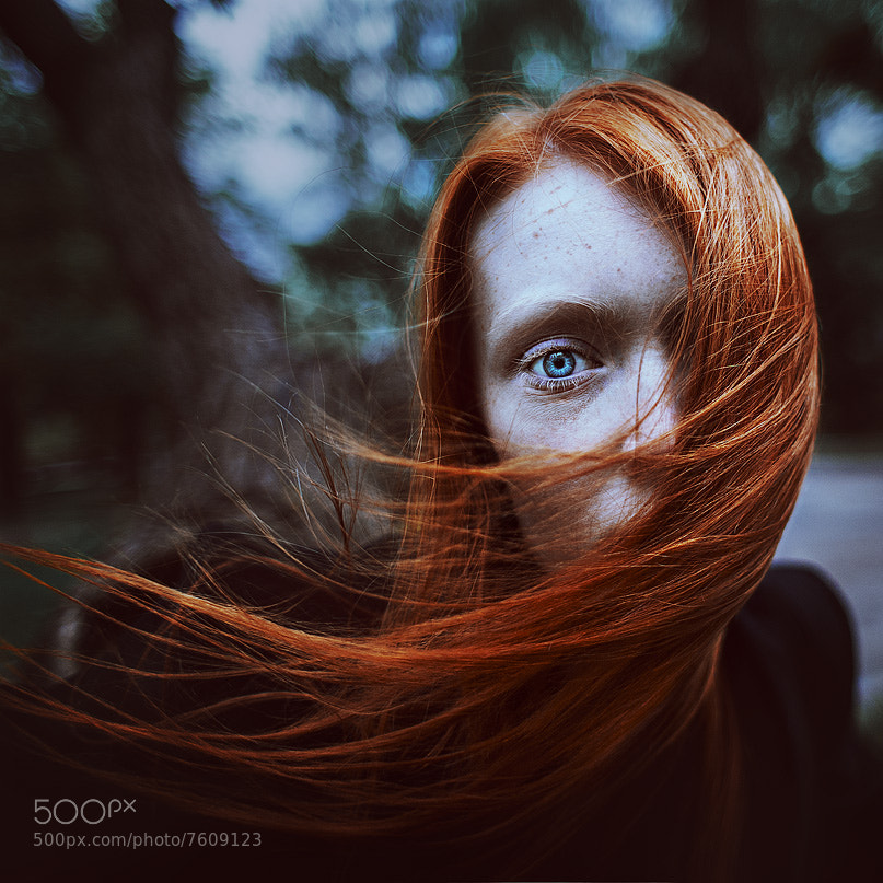 Photograph MiEy by Daniil Kontorovich on 500px