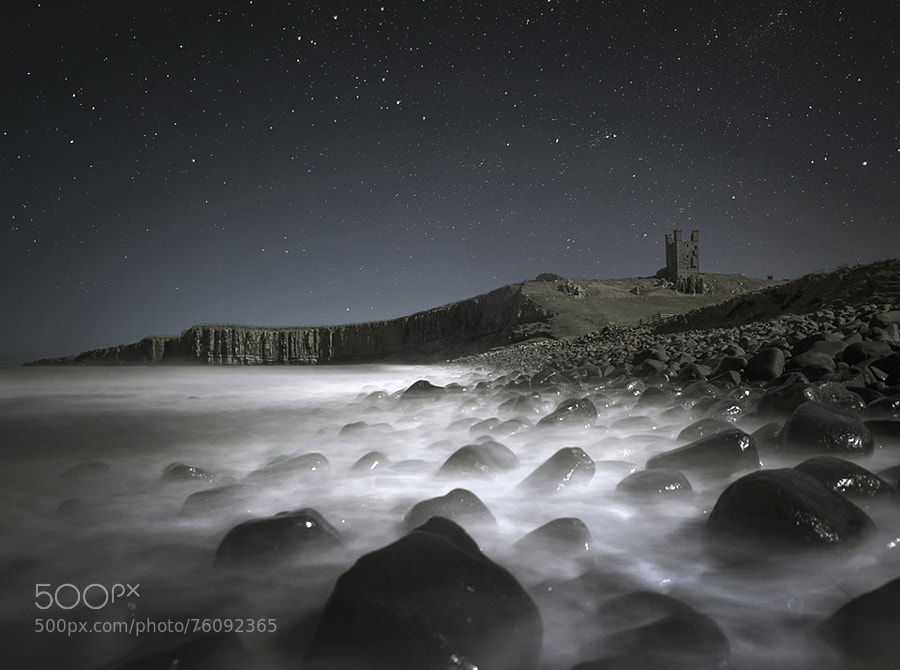 Photograph An Ancient Ghostly Tower by Jimmy Mcintyre on 500px