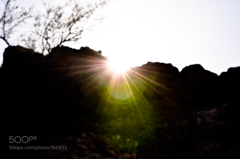 Photograph The Sun by Jesús Castro on 500px