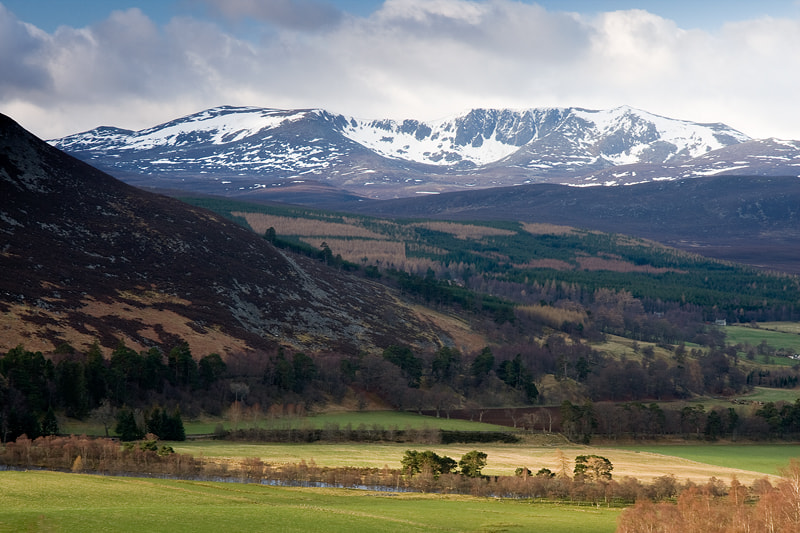 Photograph Scottish Countryside by Nick Bell on 500px