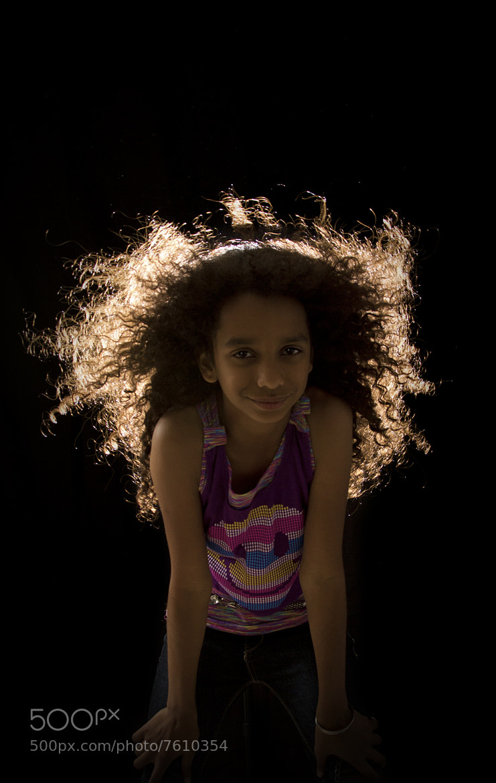 Photograph Luiza by Nando Albuquerque on 500px