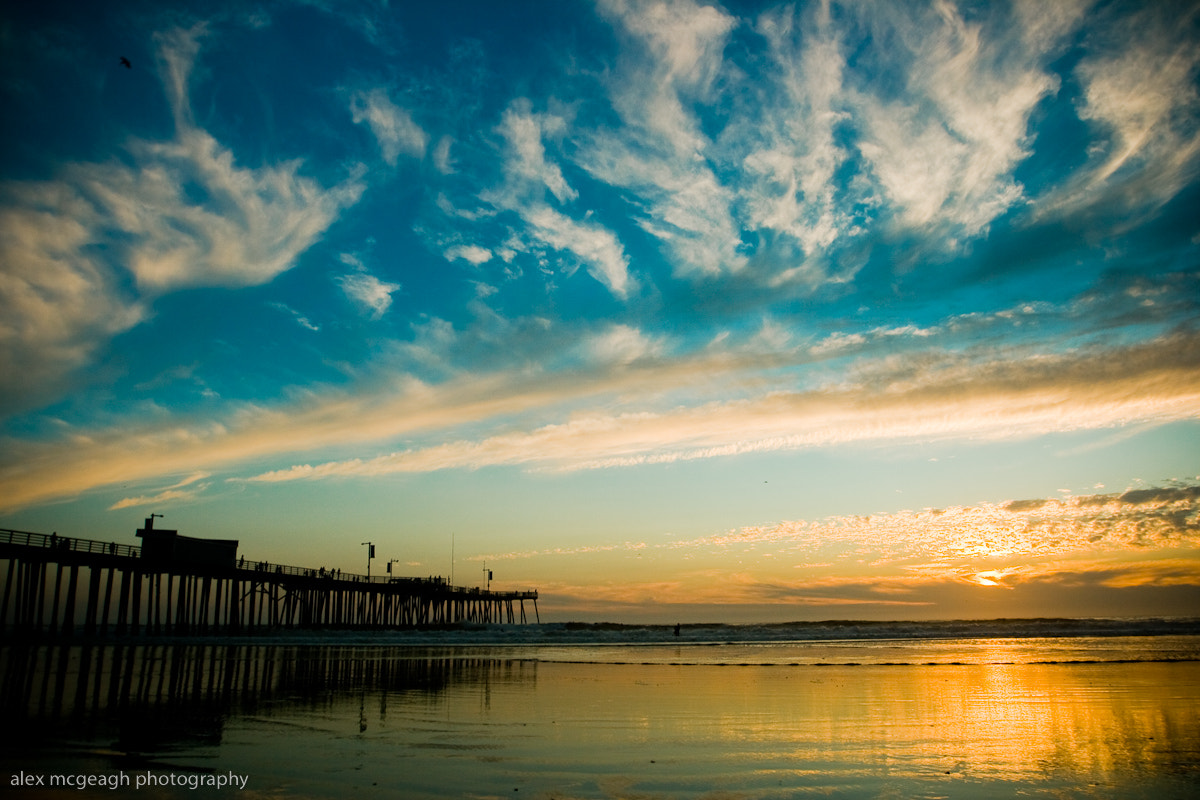 Photograph The Pier by Alex McGeagh on 500px