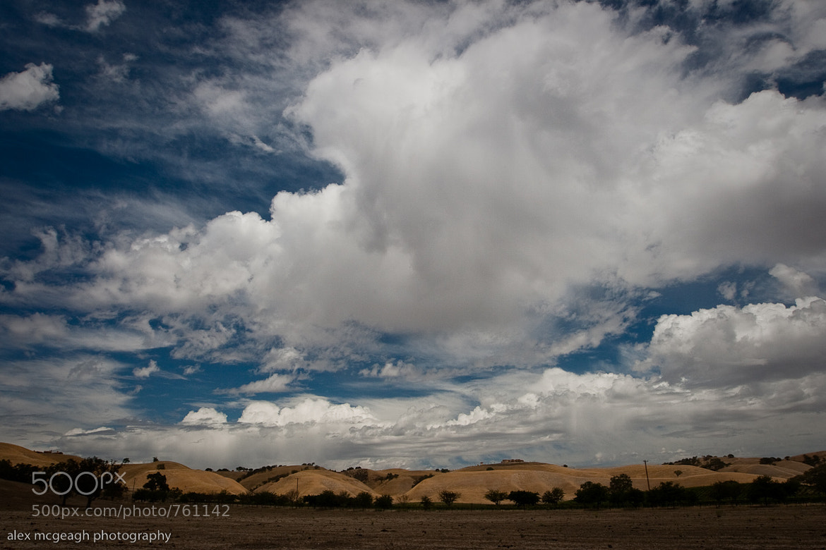 Photograph Dramatic Clouds by Alex McGeagh on 500px