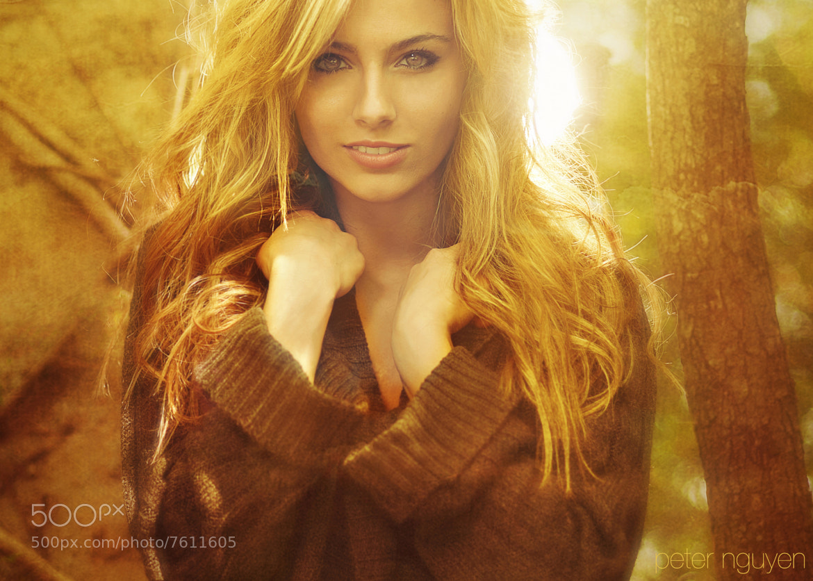 Photograph Kendall by Peter Nguyen on 500px