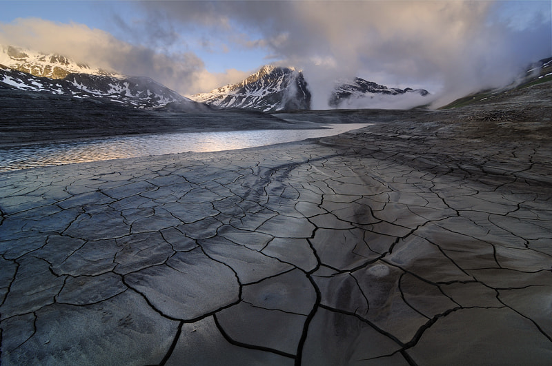 Photograph dry mud by Marco Barone on 500px