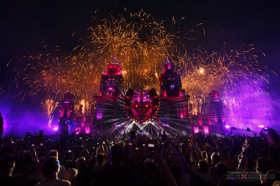 Photograph Defqon.1 2014 by Tomas 'Gexcube' Matula on 500px