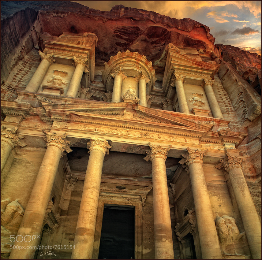 Photograph Ancient city  -  Petra by Luiza  Gelts -            Луиза  Гельтс on 500px