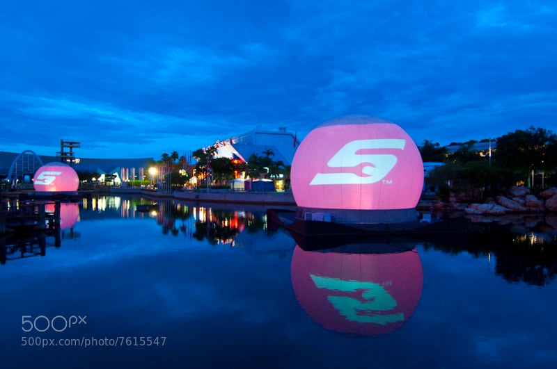 Photograph Snap-on at Universal Studios by Ray Lavender on 500px